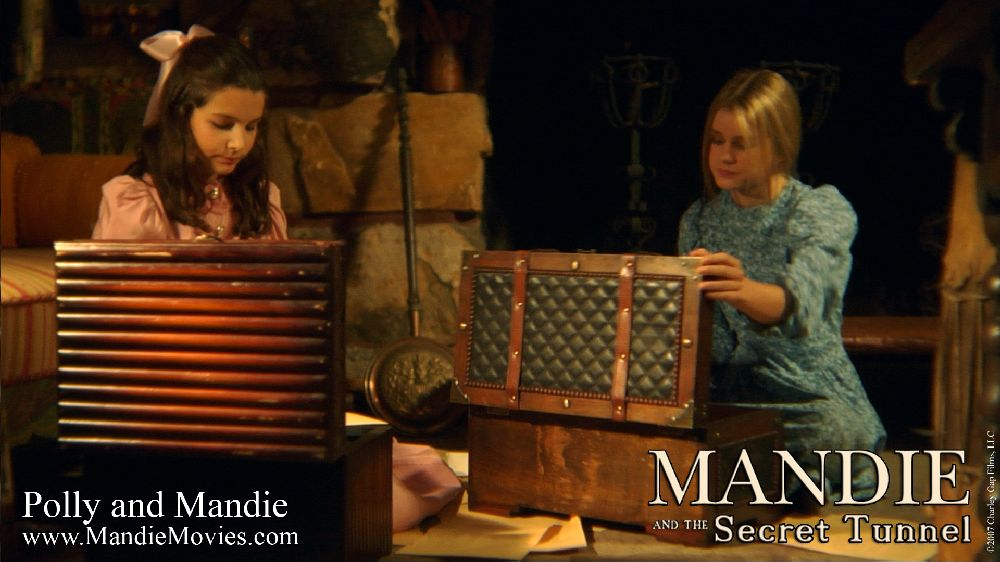 mandie and the secret tunnel pdf